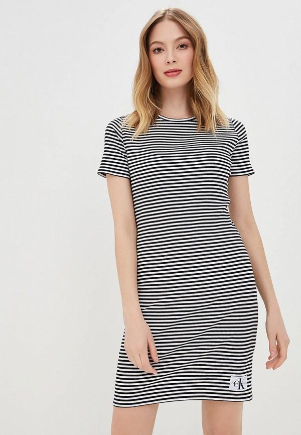 все цены на Платье Calvin Klein Jeans Calvin Klein Jeans CA939EWETIW8 онлайн