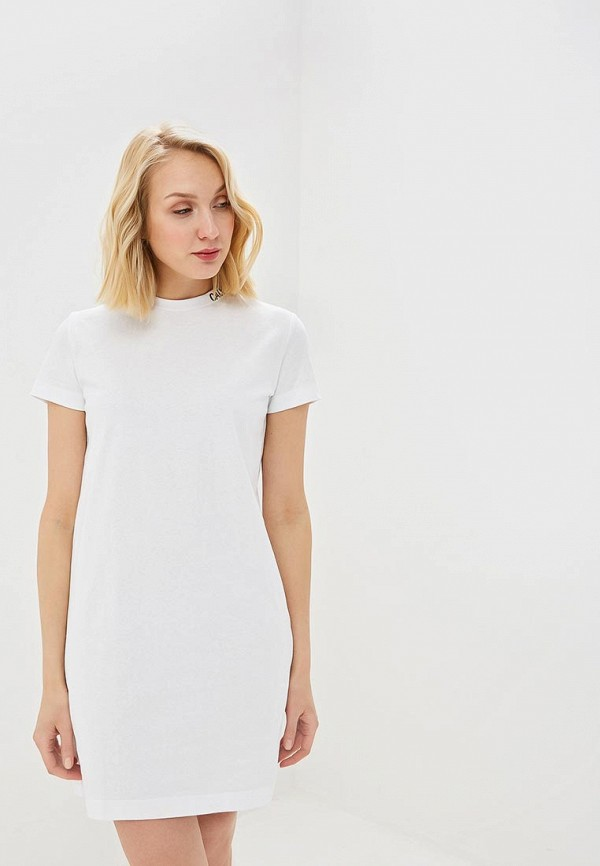 Платье Calvin Klein Jeans Calvin Klein Jeans CA939EWETIY3 calvin klein jeans calvin klein jeans j2ij2 02173 9070
