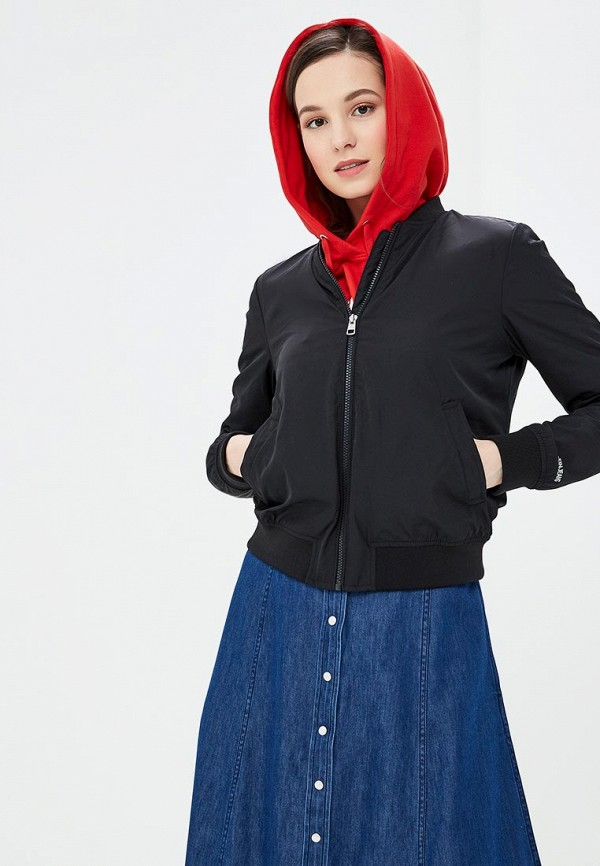 Куртка Calvin Klein Jeans Calvin Klein Jeans CA939EWETJB3 куртка мужская calvin klein jeans цвет черный j30j305565 0990 размер m 44 46