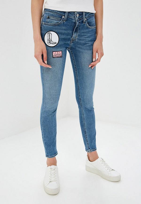 Джинсы Calvin Klein Jeans Calvin Klein Jeans CA939EWFJCY2 цена