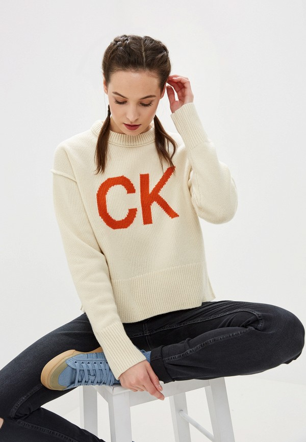 лучшая цена Джемпер Calvin Klein Jeans Calvin Klein Jeans CA939EWFQXE1