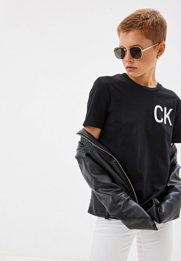 Футболка Calvin Klein Jeans Calvin Klein Jeans CA939EWFQYC3 цена