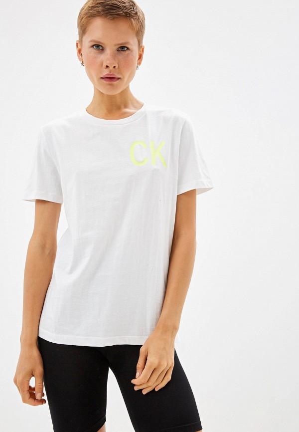 Футболка Calvin Klein Jeans Calvin Klein Jeans CA939EWFQYC4 цена