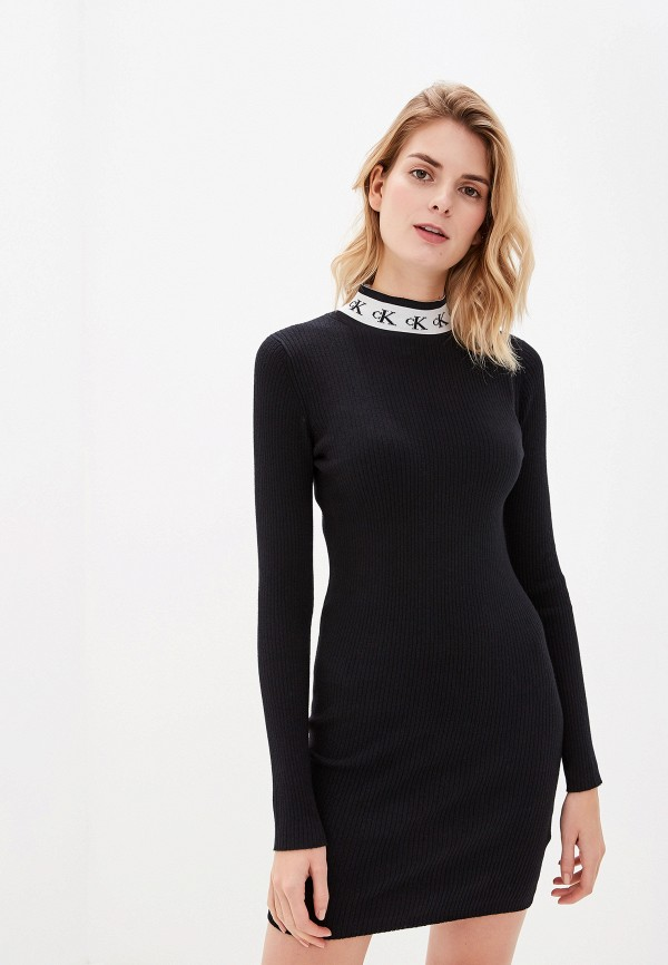 Платье Calvin Klein Jeans Calvin Klein Jeans CA939EWFQYY6 стоимость