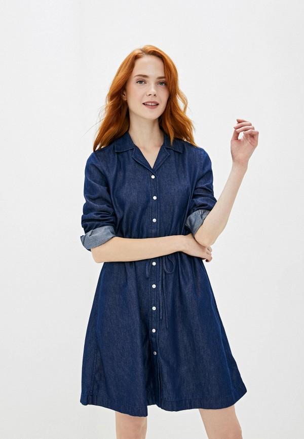 Платье джинсовое Calvin Klein Jeans Calvin Klein Jeans CA939EWFQYZ1