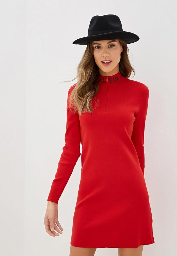 Платье Calvin Klein Jeans Calvin Klein Jeans CA939EWHPXZ4