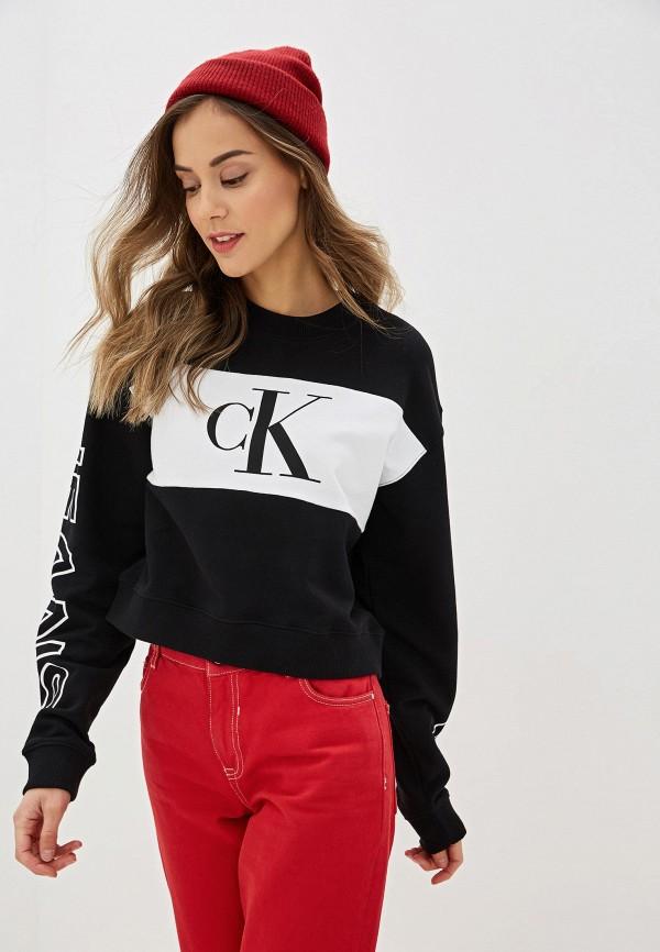 Свитшот Calvin Klein Jeans Calvin Klein Jeans CA939EWHPYB8