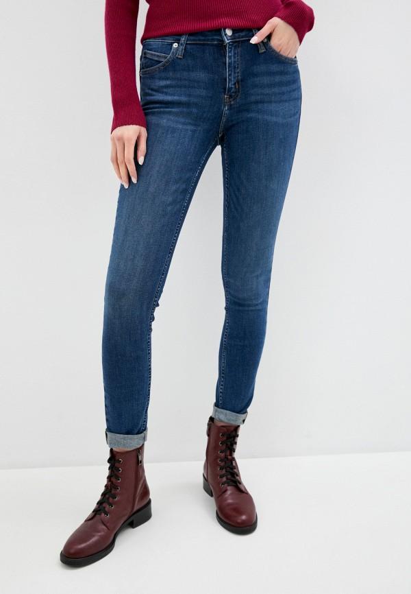женские джинсы calvin klein