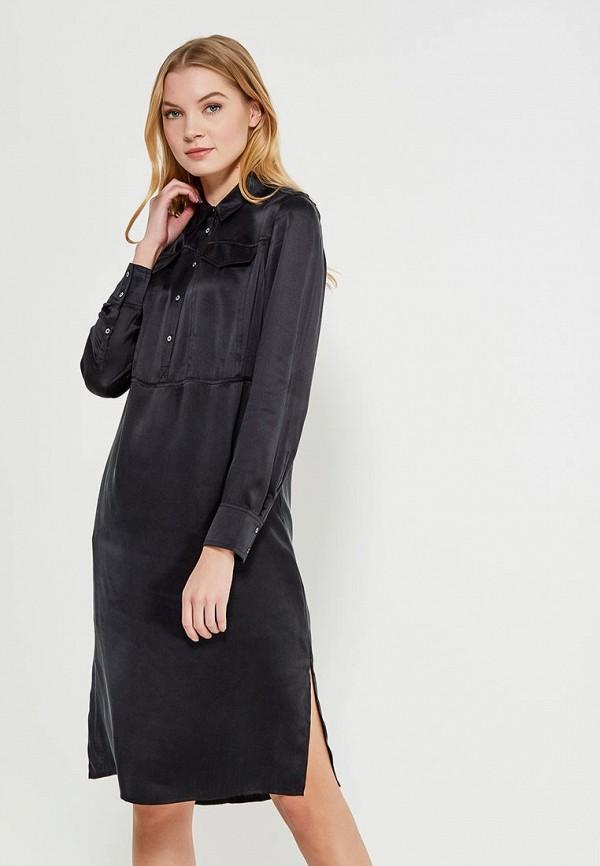 Купить Платье Calvin Klein Jeans, CA939EWZJS69, черный, Весна-лето 2018