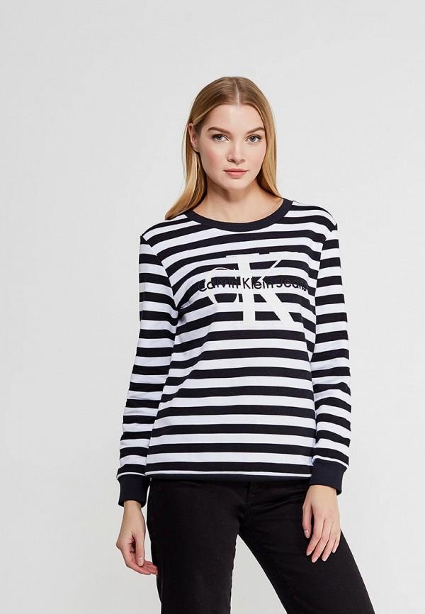 Купить Свитшот Calvin Klein Jeans, ca939ewzjs75, разноцветный, Весна-лето 2018