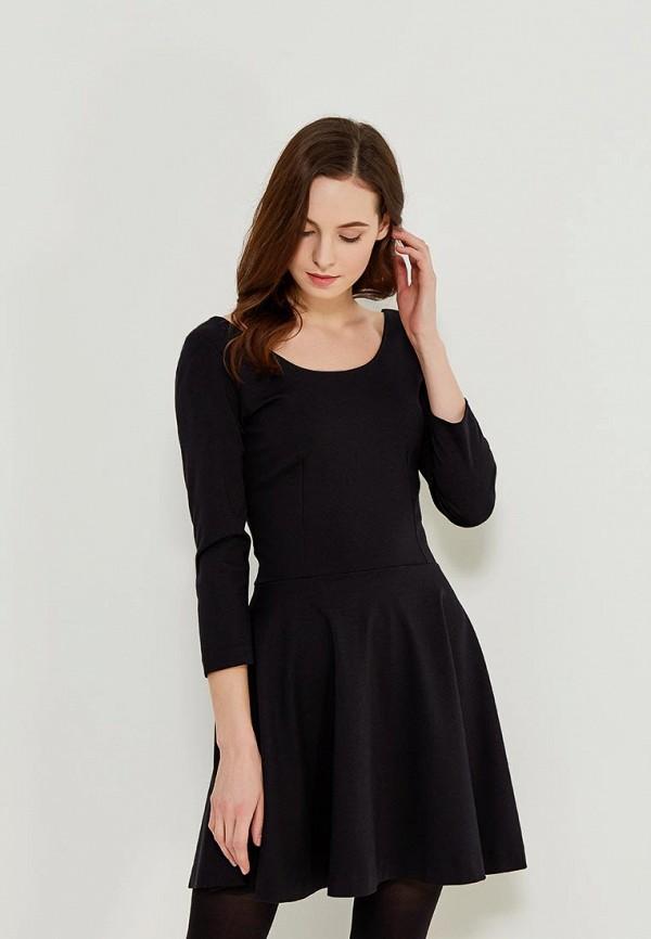 Купить Платье Calvin Klein Jeans, ca939ewzjs78, черный, Весна-лето 2018