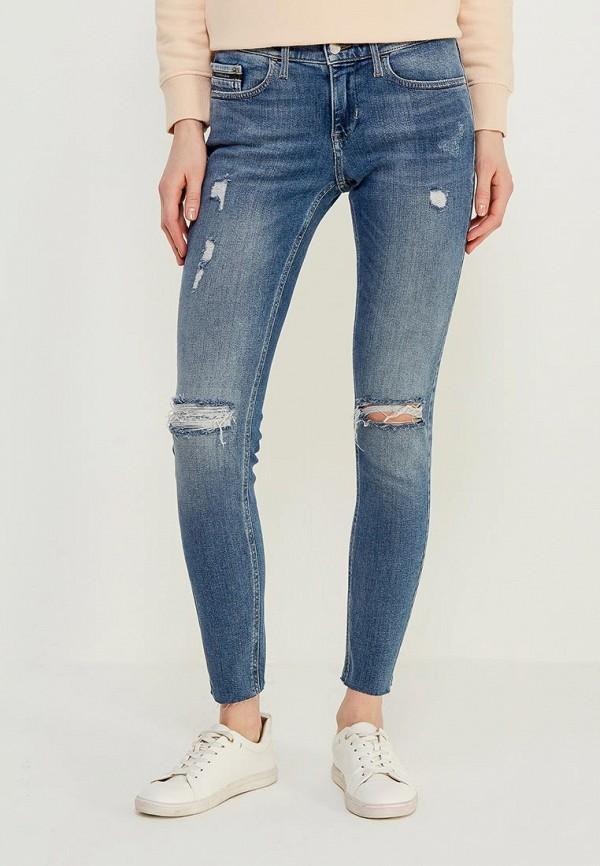 Купить Джинсы Calvin Klein Jeans, ca939ewzjs85, синий, Весна-лето 2018