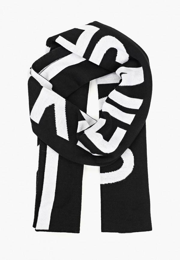 Купить Шарф Calvin Klein Jeans, ca939gmducp5, черный, Весна-лето 2019