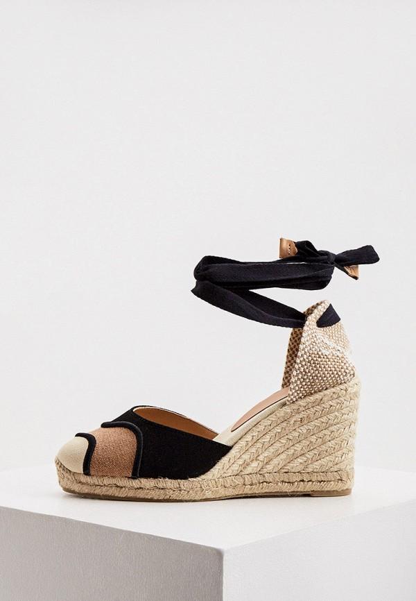 женские туфли castaner, разноцветные