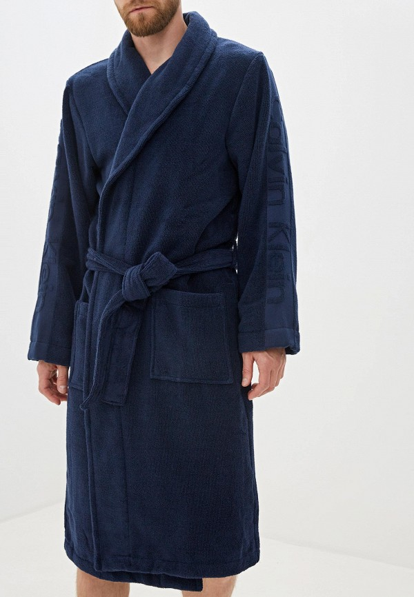 Халат домашний Calvin Klein Underwear Calvin Klein Underwear CA994EMFQZD6 все цены