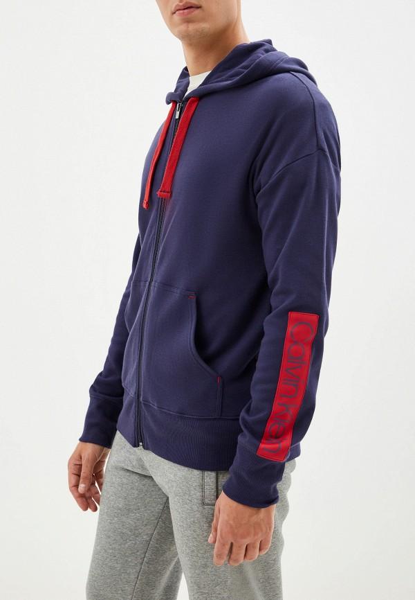 Толстовка домашняя Calvin Klein Underwear Calvin Klein Underwear CA994EMFRCW0 полуботинки calvin klein 5242 cambell black 15