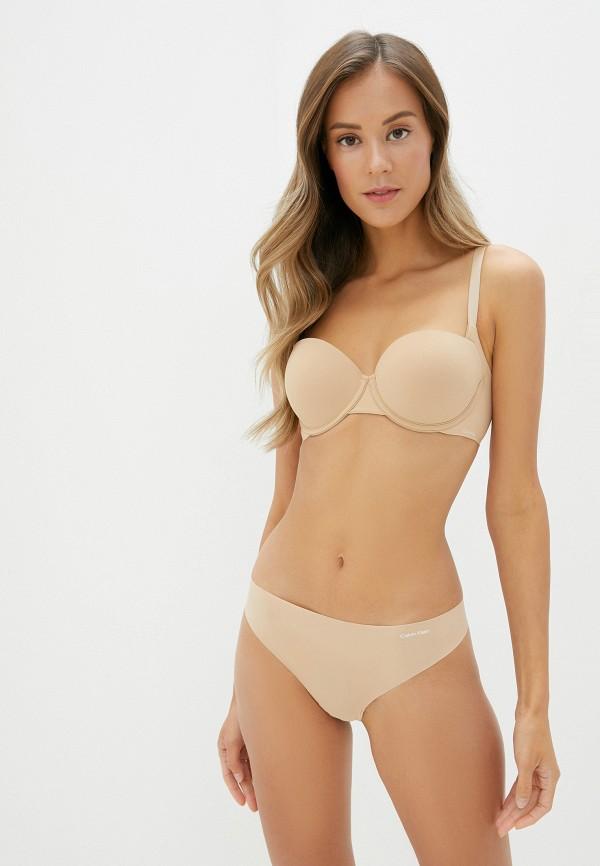 Бюстгальтер Calvin Klein Underwear Calvin Klein Underwear CA994EWFRBT3 цена 2017