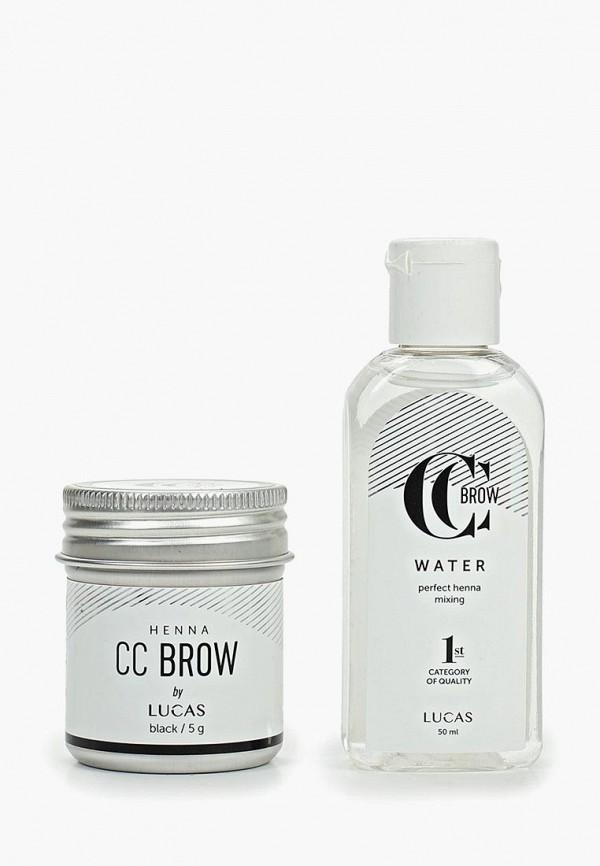 Набор для макияжа бровей CC Brow CC Brow CC003LWEOWW3 помада для бровей cc brow cc brow cc003lwxzk31