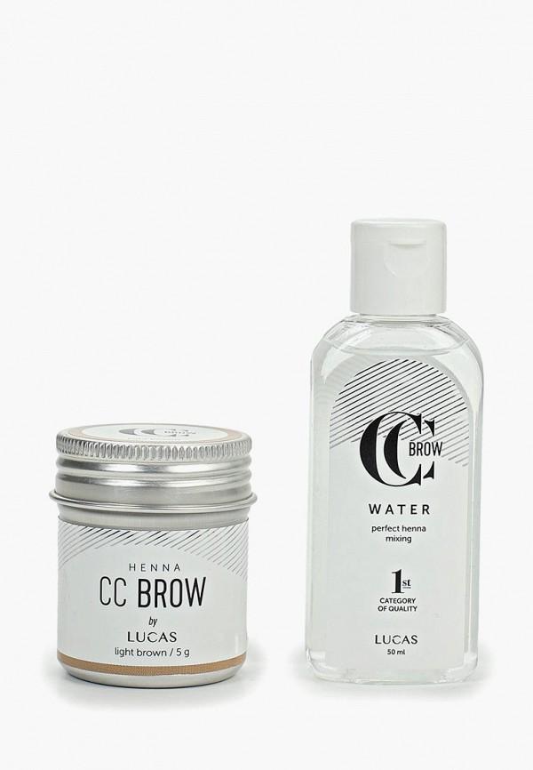 Набор для макияжа бровей CC Brow CC Brow CC003LWEOWW7 набор для макияжа бровей cc brow cc brow cc003lweowv7