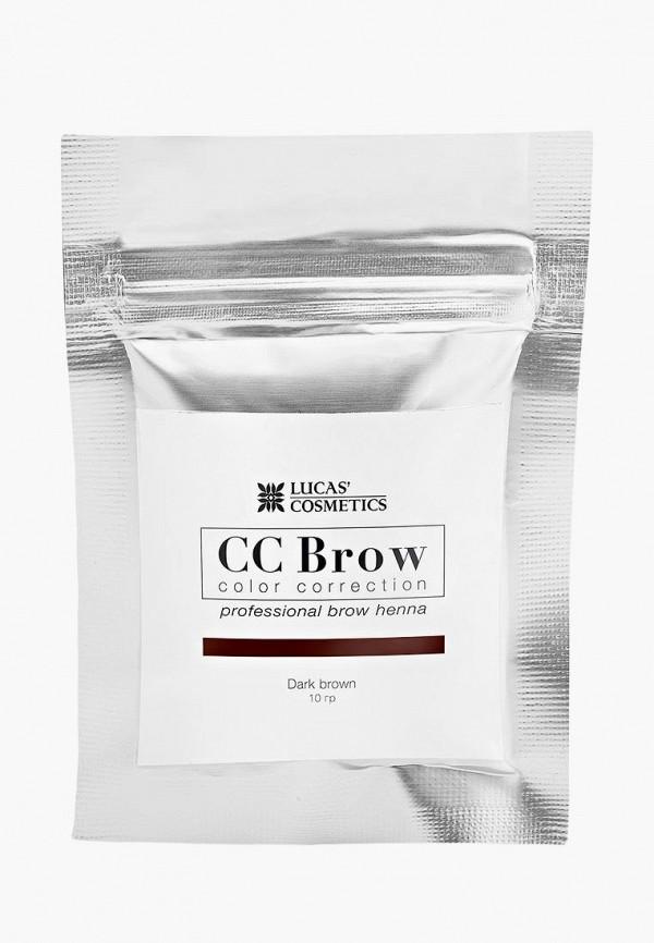 Хна для бровей CC Brow CC Brow CC003LWXZK04 краска для бровей cc brow cc brow cc003lwcgmx6