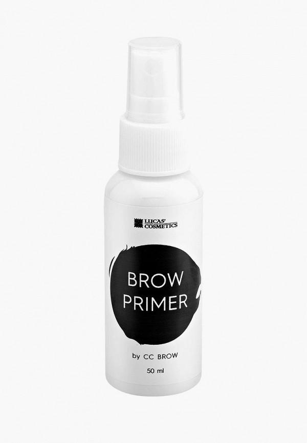окрашивание бровей cc brow, белый
