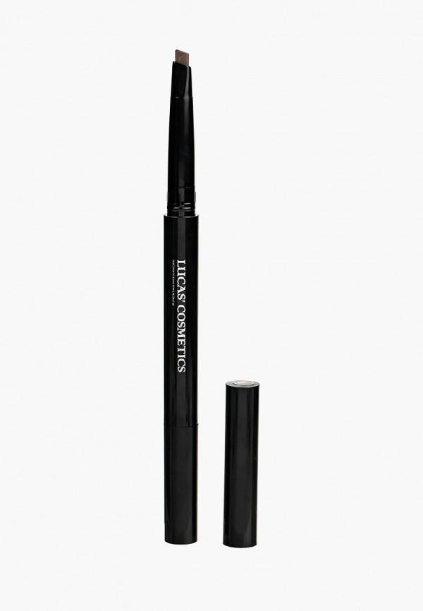 Карандаш для бровей CC Brow CC Brow CC003LWZXM28 benefit goof proof brow pencil карандаш для объема бровей 05 deep тёмно коричневый