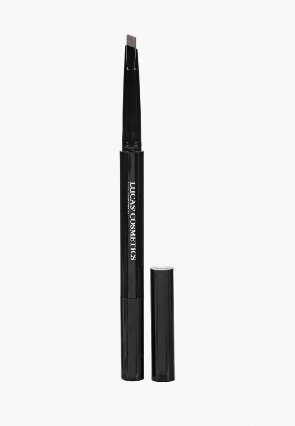 карандаш для бровей cc brow, серый