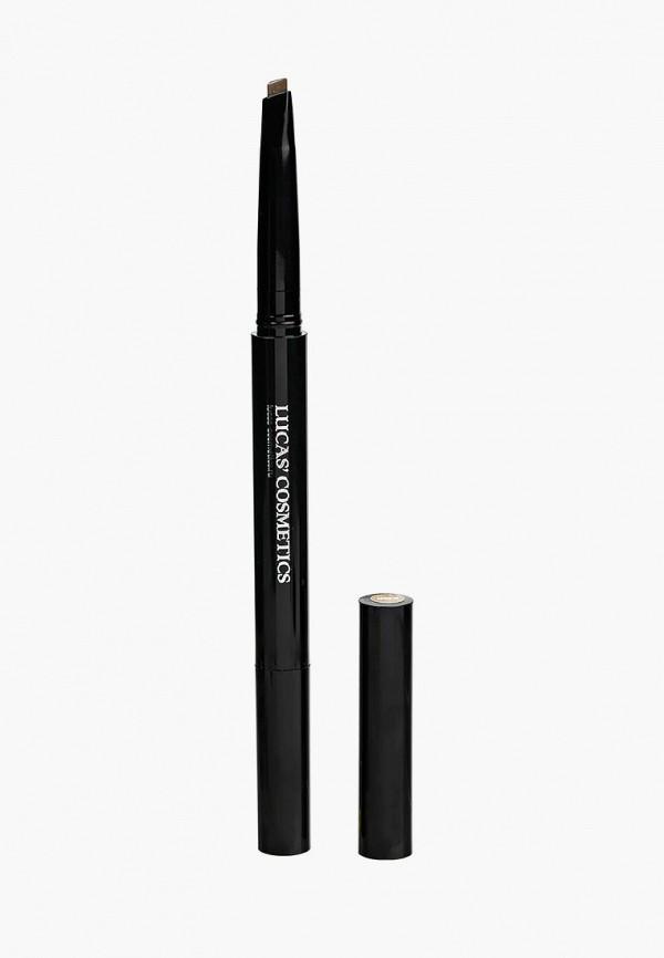Карандаш для бровей CC Brow CC Brow CC003LWZXM31 benefit goof proof brow pencil карандаш для объема бровей 05 deep тёмно коричневый