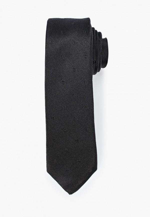 мужские галстуки и бабочки cc collection corneliani, черные