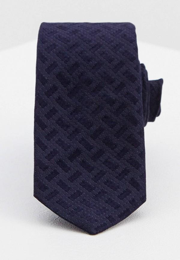 мужские галстуки и бабочки cc collection corneliani, синие