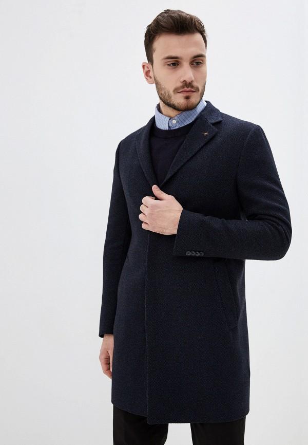 мужское пальто cc collection corneliani, синее