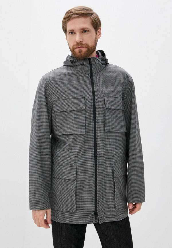 мужская куртка cc collection corneliani, серая