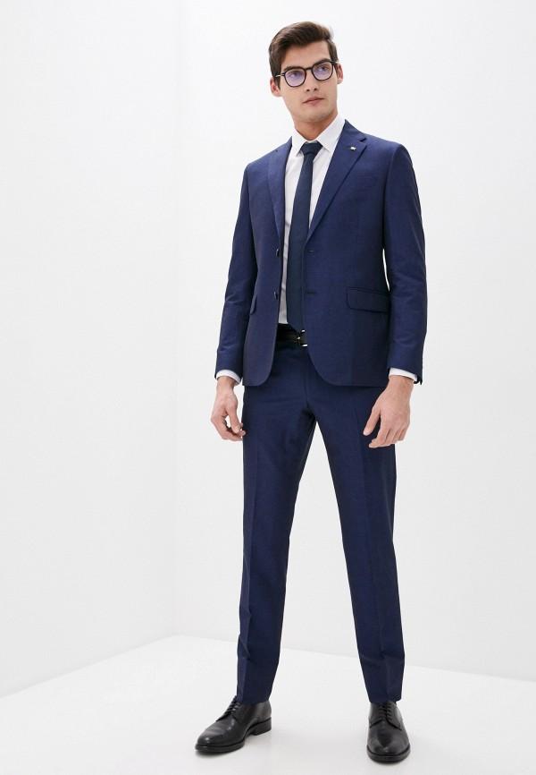 мужской классические костюм cc collection corneliani, синий