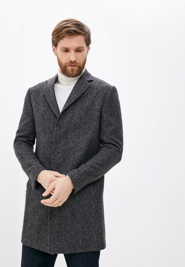 мужское пальто cc collection corneliani, серое