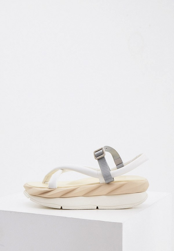 женские сандалии 4ccccees, белые