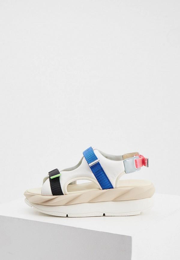 женские сандалии 4ccccees, бежевые