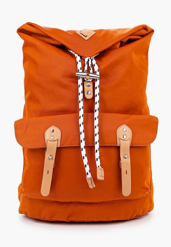 мужской рюкзак celio, оранжевый
