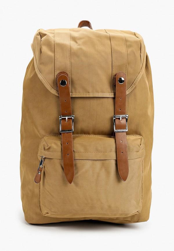 мужской рюкзак celio, бежевый
