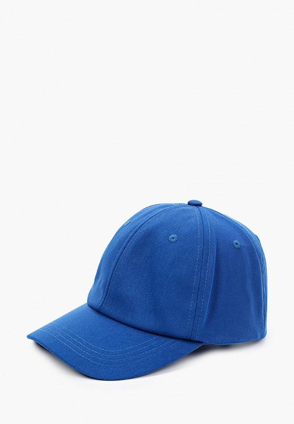 мужская бейсболка celio, синяя