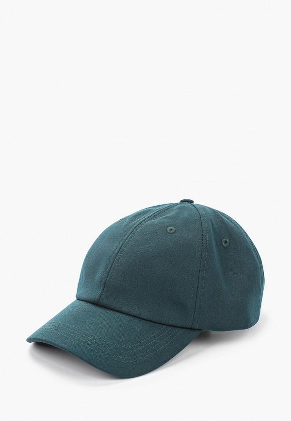 мужская бейсболка celio, зеленая