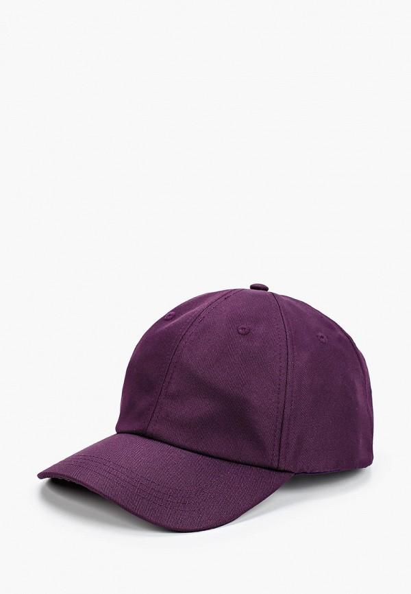 мужская бейсболка celio, фиолетовая