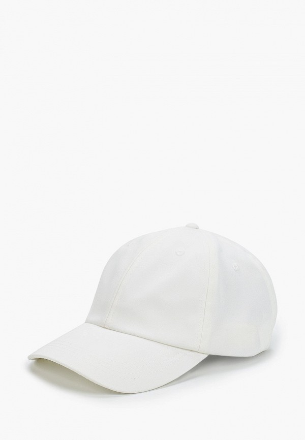 мужская бейсболка celio, белая