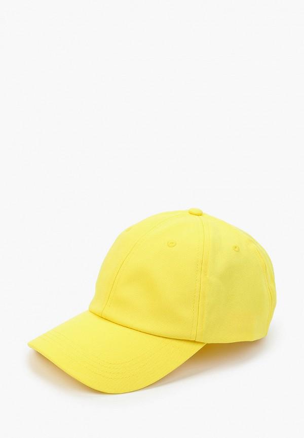 мужская бейсболка celio, желтая