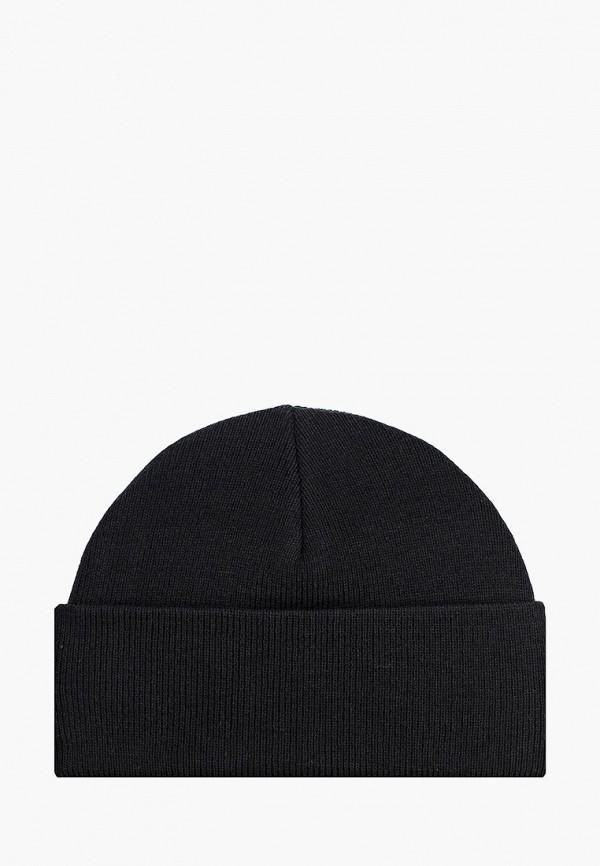 мужская шапка celio, черная