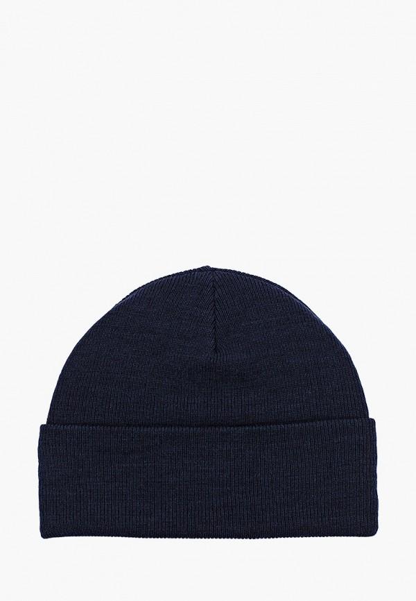 мужская шапка celio, синяя