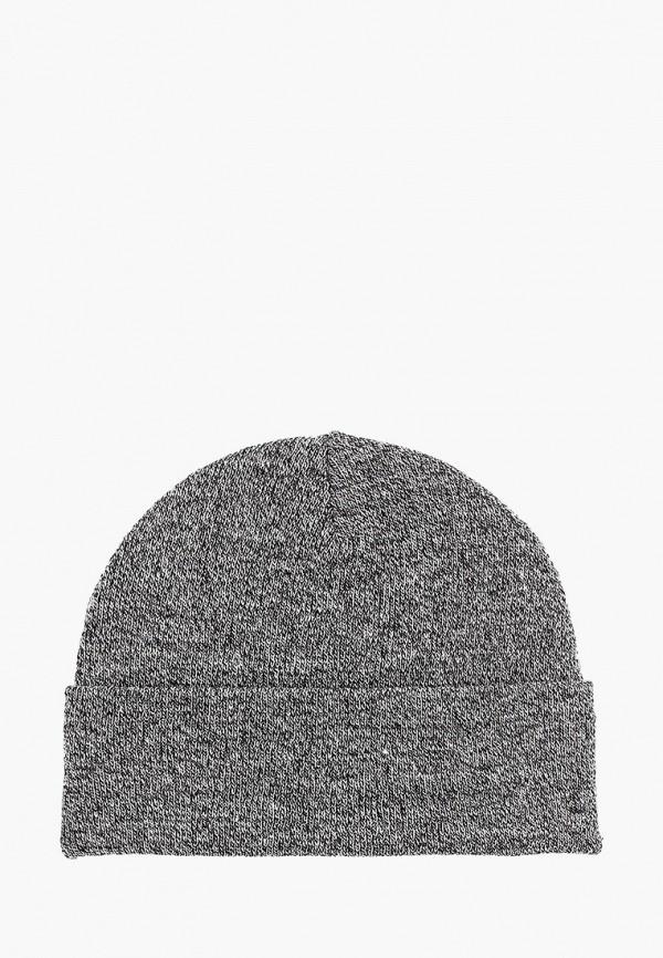 мужская шапка celio, серая