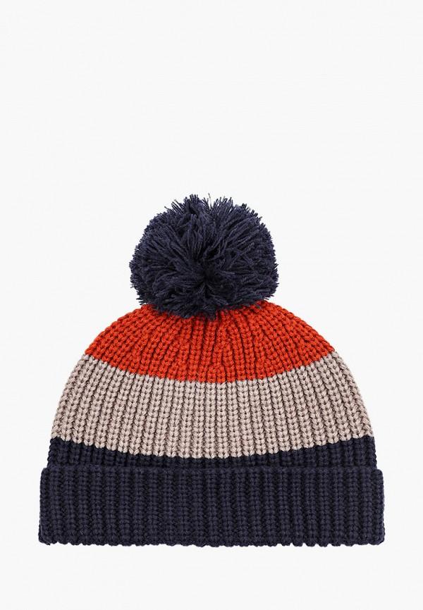 мужская шапка celio, разноцветная