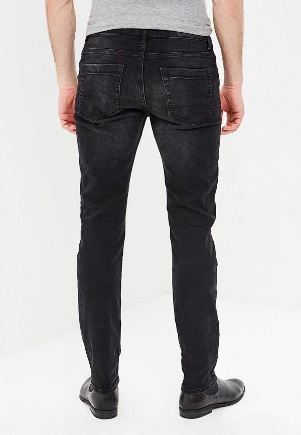 Фото 3 - мужские джинсы Celio черного цвета