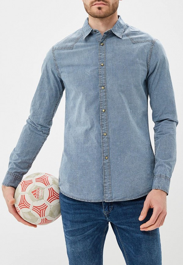 Купить Рубашка Celio, CE007EMAOPP2, голубой, Весна-лето 2018