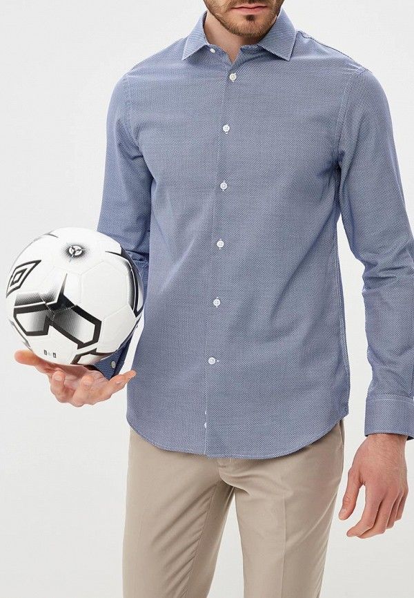 Купить Рубашка Celio, CE007EMAOPP3, синий, Весна-лето 2018